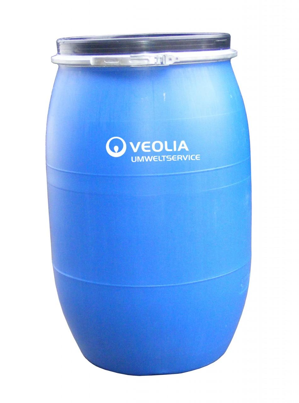 120-Liter-Fass für Speiseöle